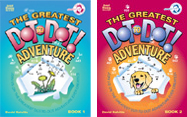 The Greatest Dot-to-Dot Adventure Book Set