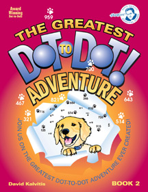 The Greatest Dot-to-Dot Adventure: Book 2
