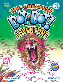 The Greatest Dot-to-Dot Adventure: Book 3