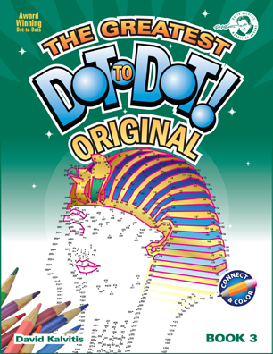 The Greatest Dot-to-Dot Original Book #3